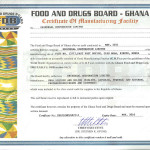 FOOD AND DRUGS BOARD GHANA