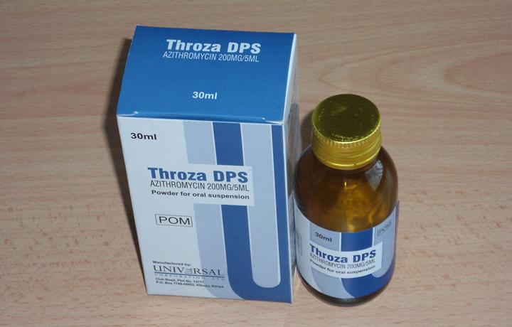 Throza DPS